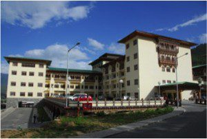 Jigme Dorji Wangchuck Referral Hospital