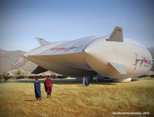 RAD-AID Straightline Mobile Healthcare Airship Program