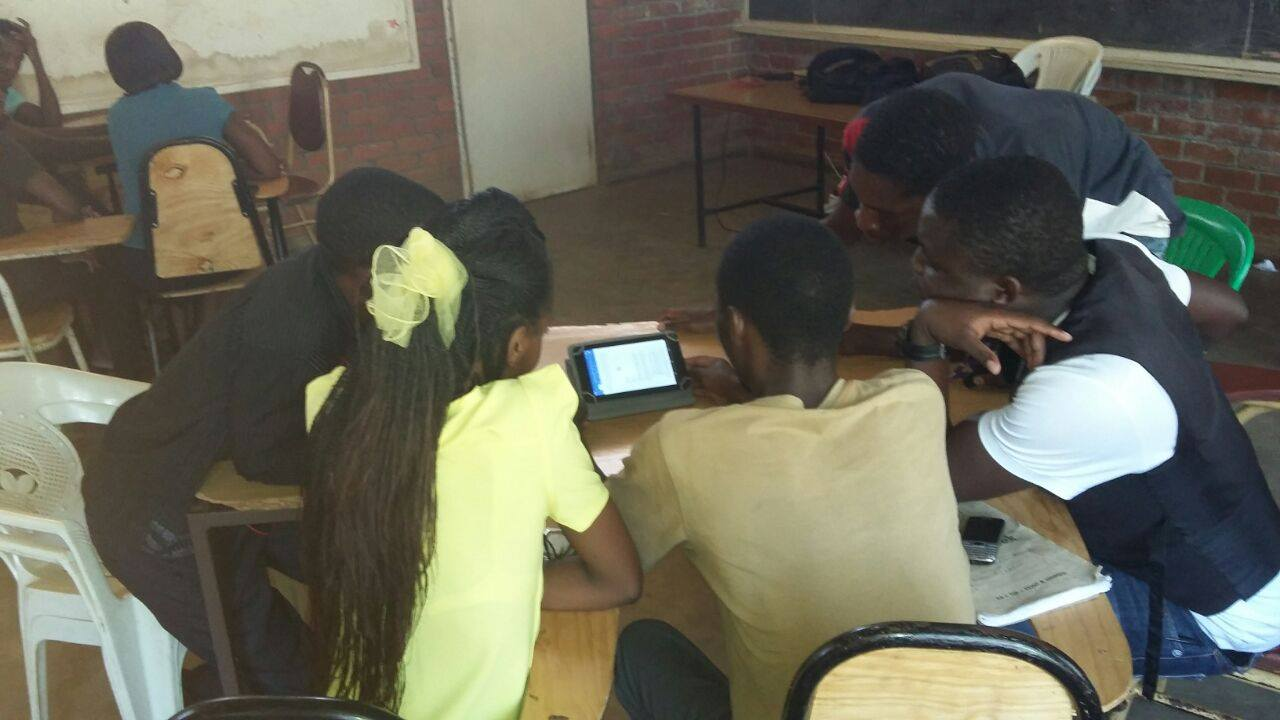 tablets RADAID Malawi
